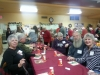Seniors at Christmas Luncheon 2014