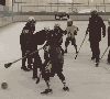 Broomball at Collier Ice Rink 1