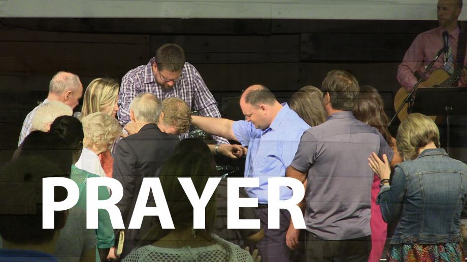 Subscribe to The Neighborhood Church Prayer Chain