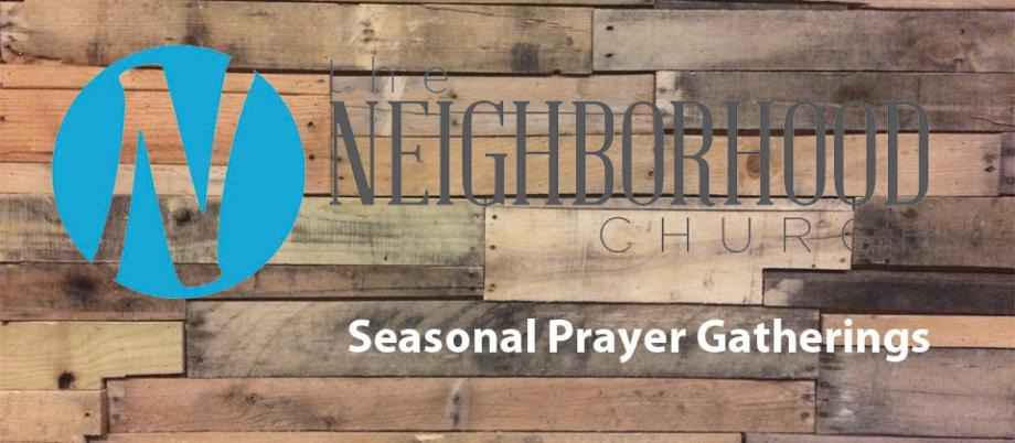 Each month we host various prayer gatherings. Some of these gatherings even include dinner.