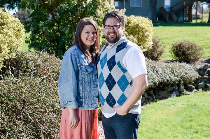 Pastor Paul and Christina Owen