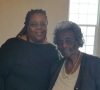 Dr. J and Bishop Emeritus Dangerfield