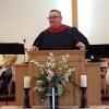 2017 Masters degree recipient - Rev. J. Paul Chapman