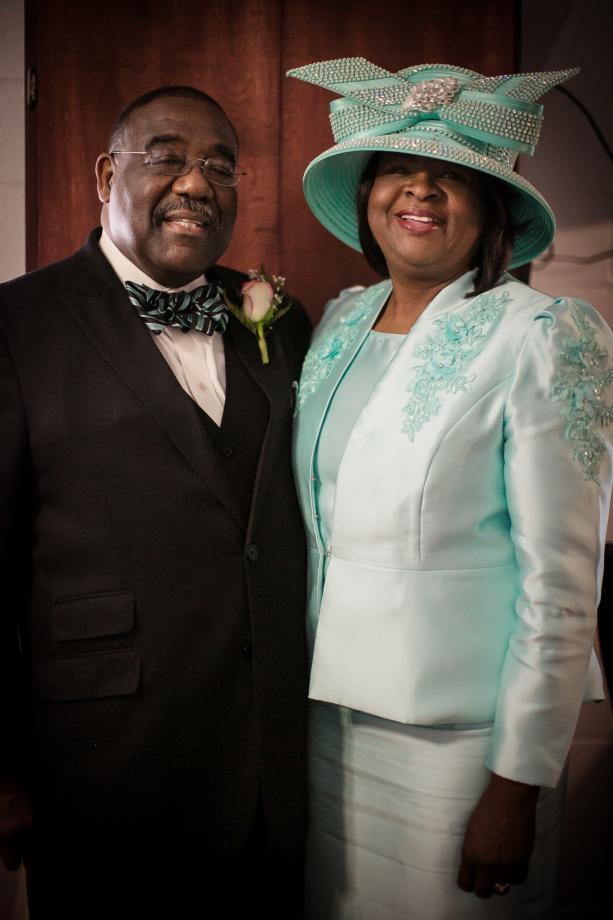 Pastor James L. Smith & First Lady Hazelene T. Smith