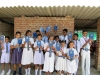 Bihar students with their Bibles!