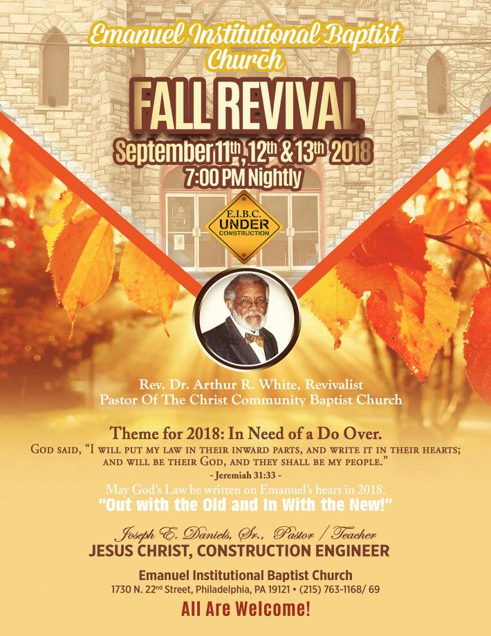 Pennsylvania Eastern Keystone Baptist Association - Events