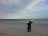 Bobby Flying his Plane at Surfside Beach SC