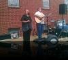 Singing at Pleasant Grove Baptist Church Car Show - Zionville NC