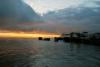 Kingston Ferry at Sunrise